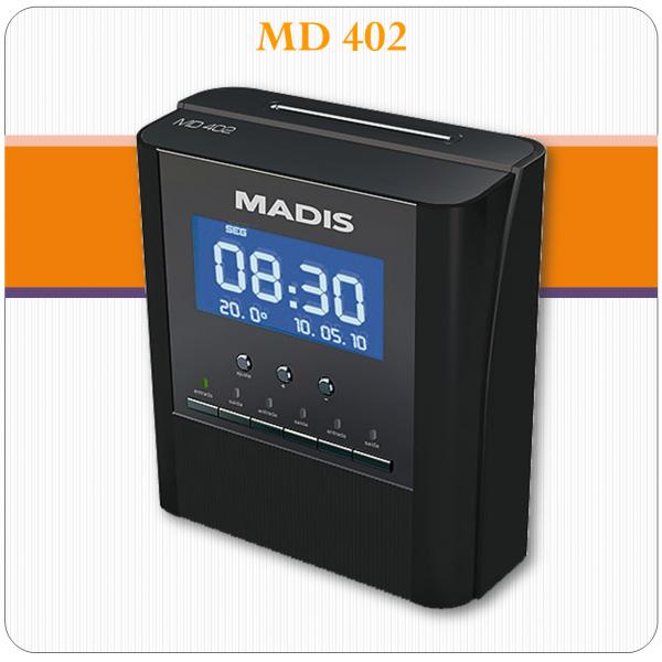 Relógio Ponto Cartográfico MD402