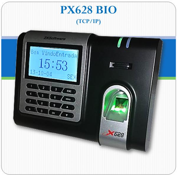 Relógio Ponto Biométrico - PX628 - TCP/IP