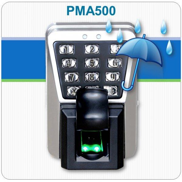 Controle de Acesso Biométrico + RFID PMA500