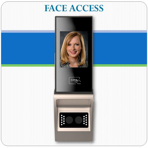Controle de Acesso Facial - Face Access