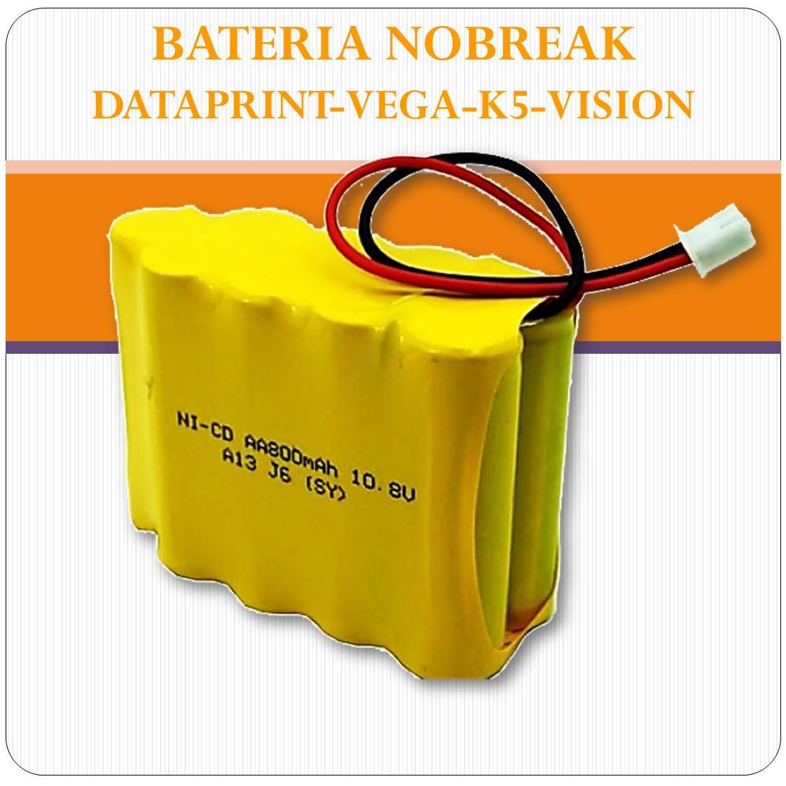 Bateria Nobreak Dataprint - Vega - VIsion - K5