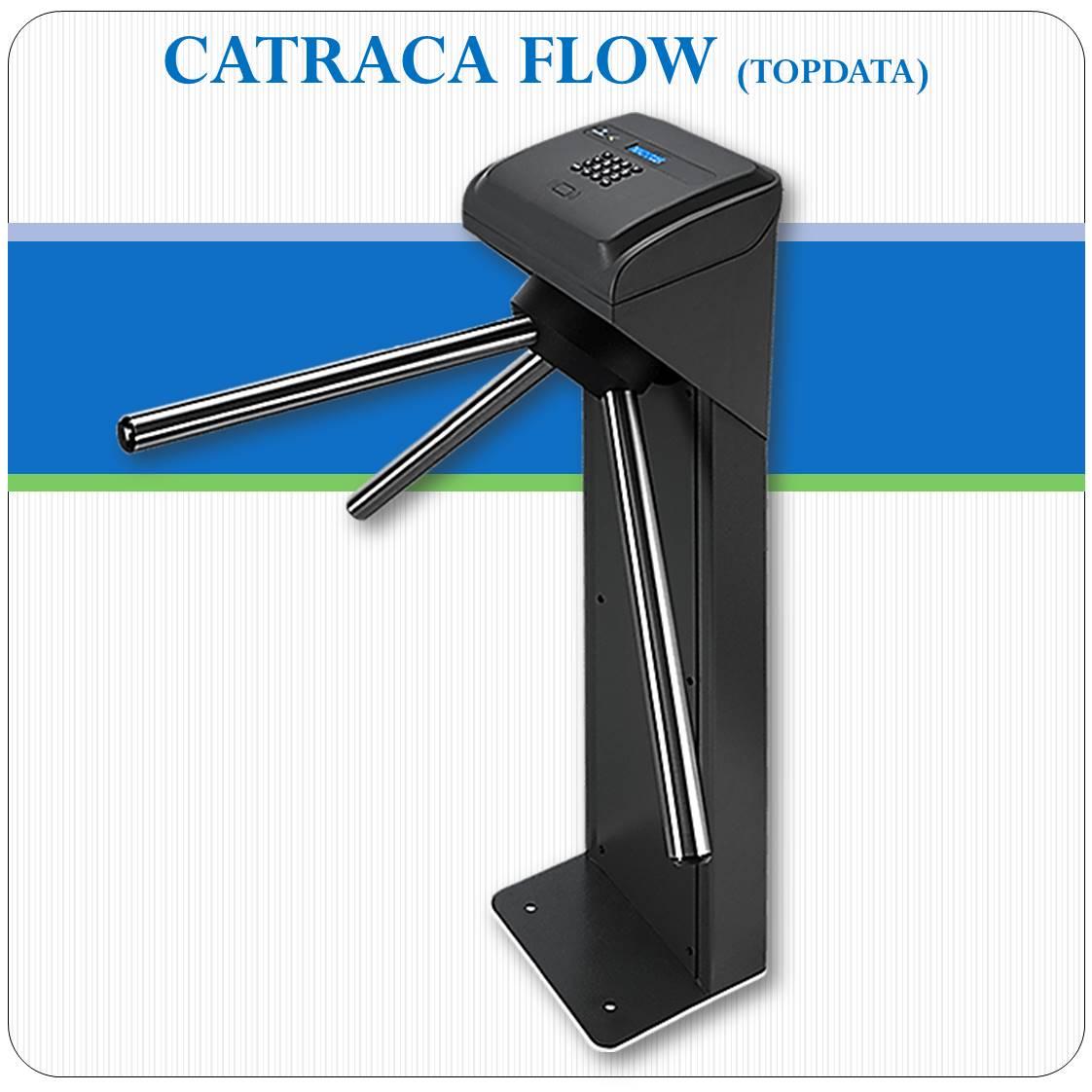 Catraca Flow - Controle de Lotação e Fluxo de Pessoas