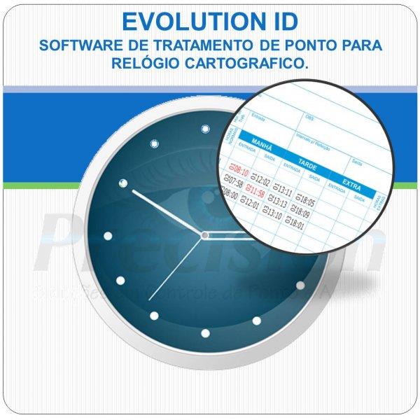 Evolution ID - Software de tratamento de ponto