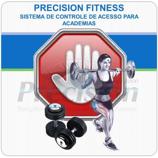 Precision Fitness - Software p/ Academias - Precision Sistemas