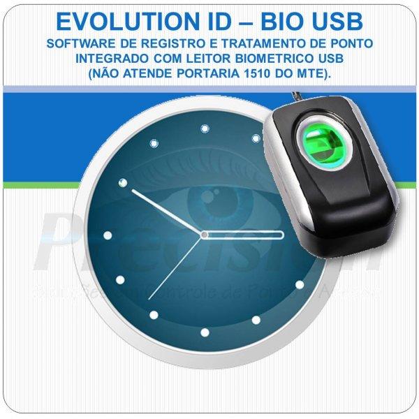 Precision ID - Software Mini Ponto