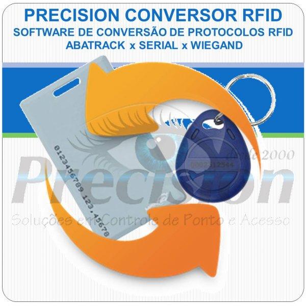 Precision Conversor RFID