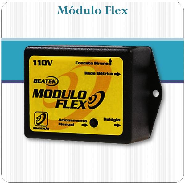 Módulo Flex (Anti Ruído)