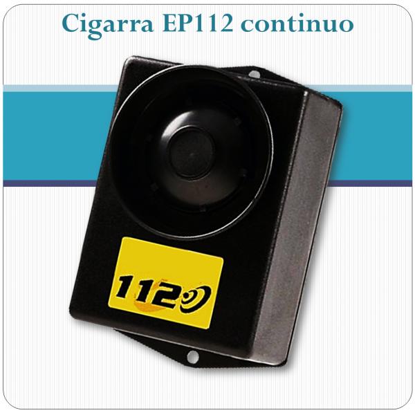 Cigarra Eletrônica 112