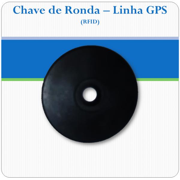I-Button para bastão de ronda linha GPS e SZ6200