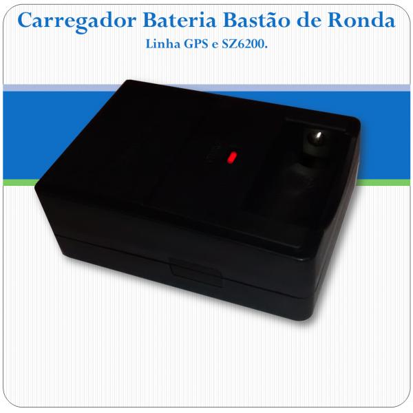 Carregador de bateria de Bastão de Ronda - Linha GPS-SZ6200