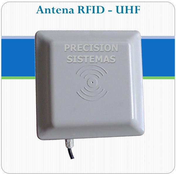 Antena UHF de Tag Veicular - 6Dbi