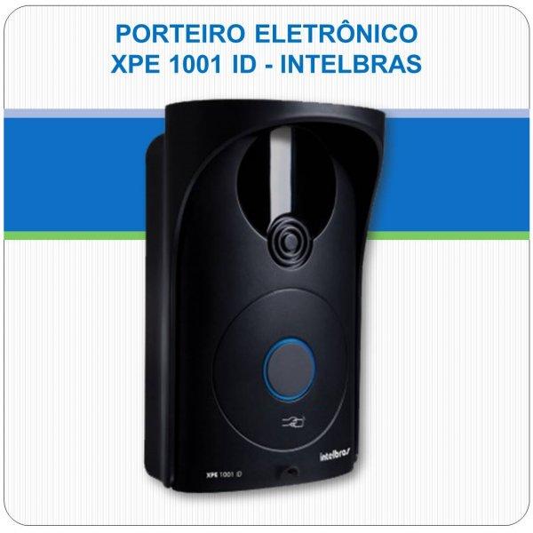 Porteiro Eletrônico XPE 1001 ID Intelbras