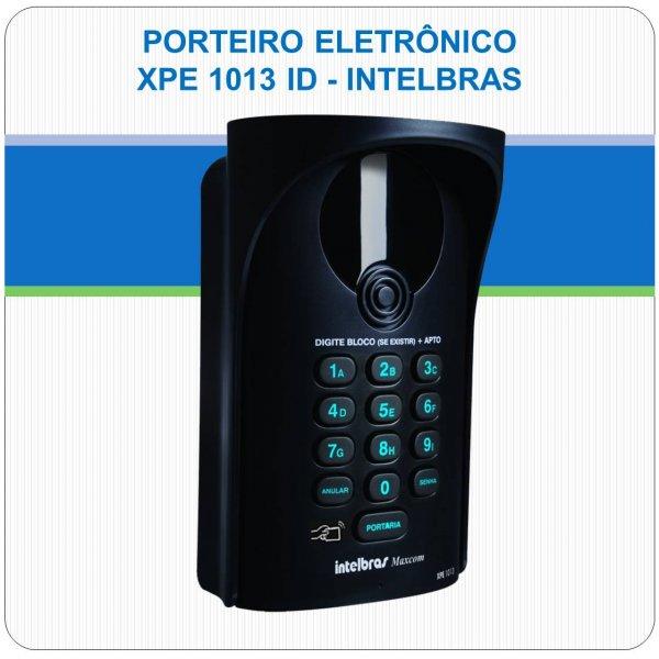 Porteiro Eletrônico XPE 1013 ID Intelbras