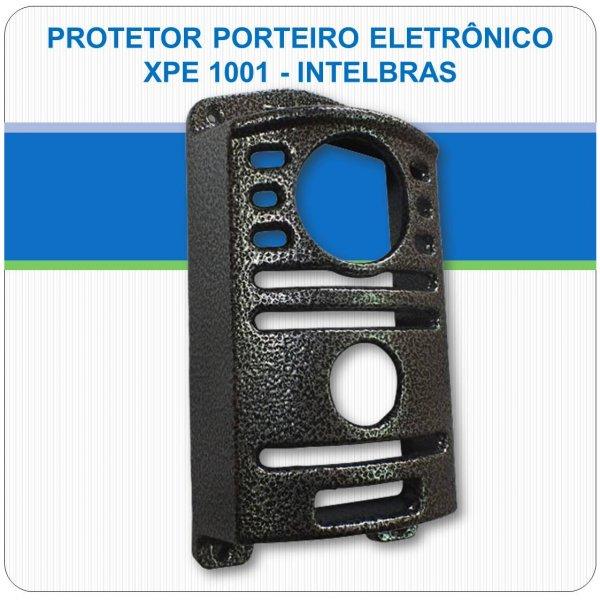 Protetor Alumínio Fundido para Interfone Intelbras XPE 1001