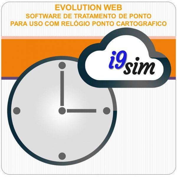 Evolution WEB - Software de tratamento de ponto
