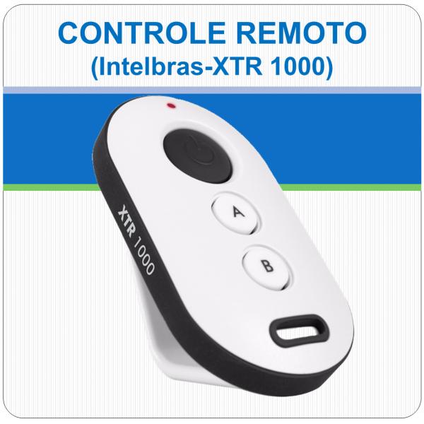 Controle remoto XTR 1000