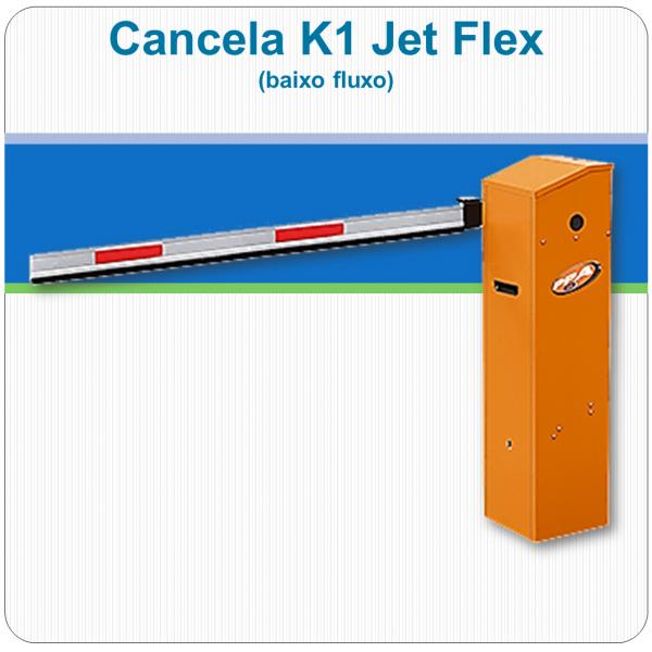 Cancela automática K1 Jet Flex