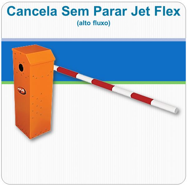 Cancela automática Sem Parar Jet Flex