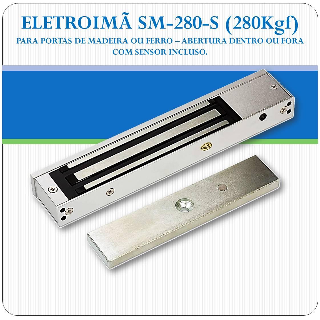 Eletroimã SM-280 - 280Kgf