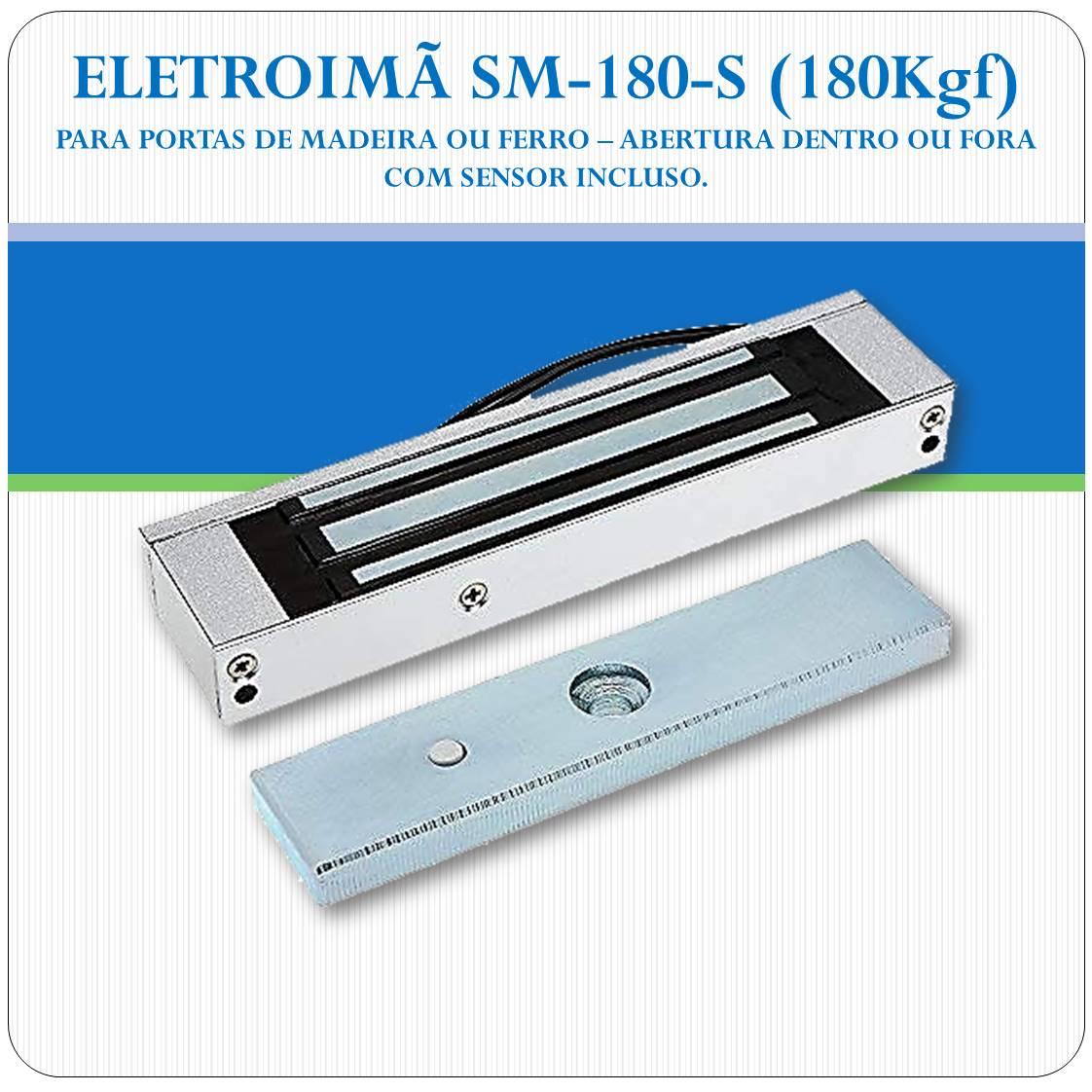 Eletroimã SM-180 - 180Kgf
