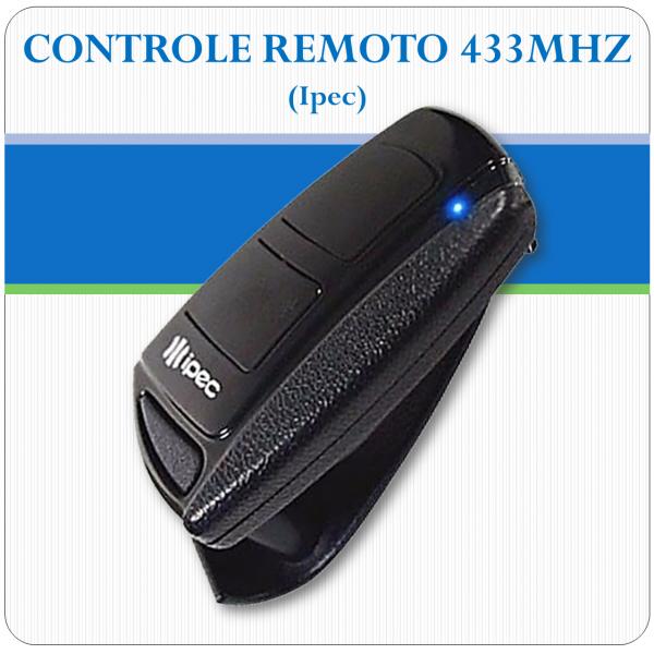 Controle Remoto 433 IPEC TX TOP SAW