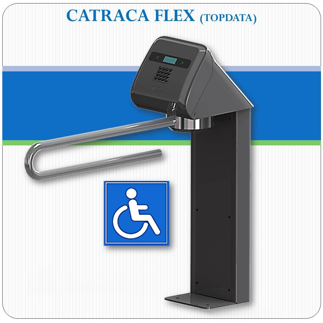 Catraca Flex PNE