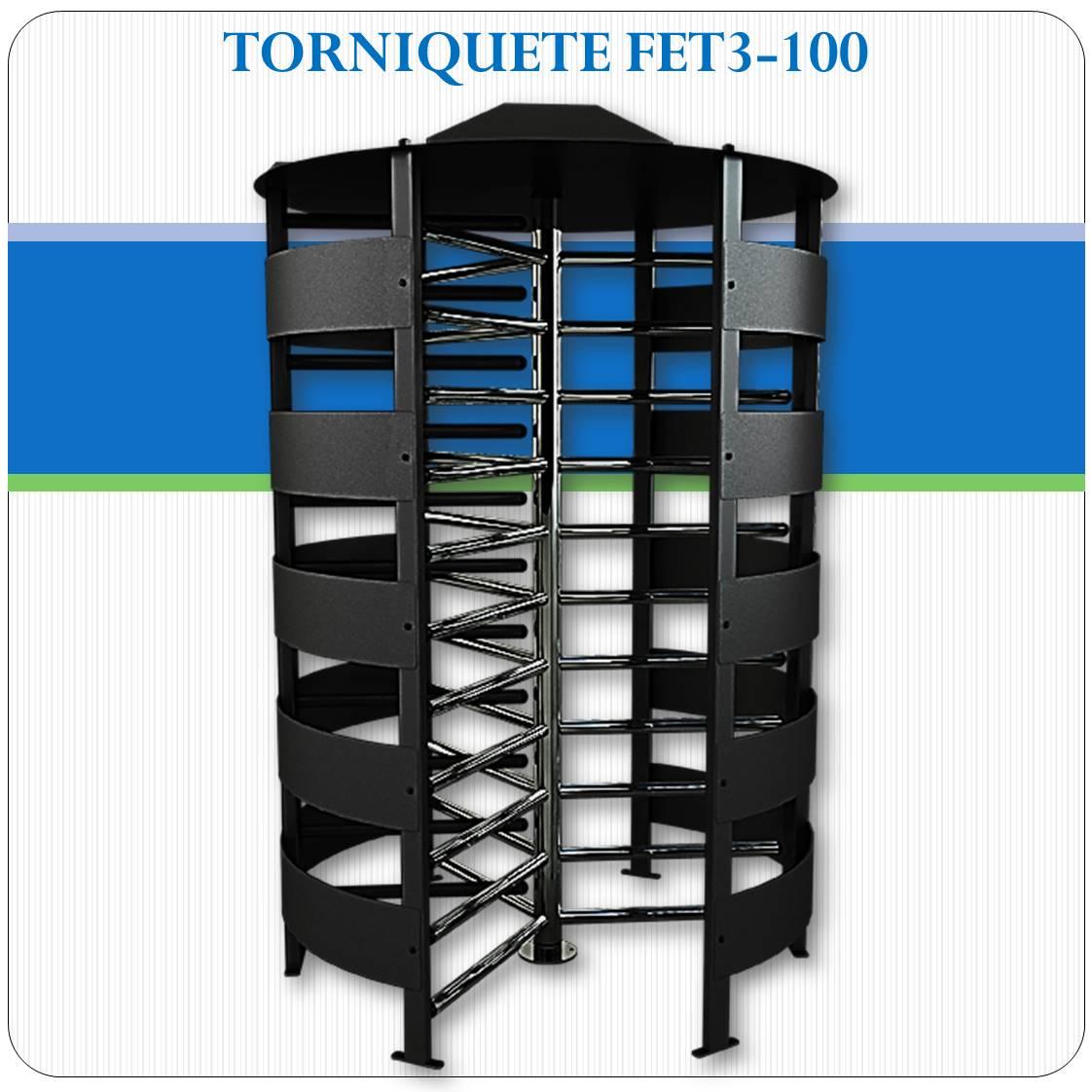 Torniquete FET3-100