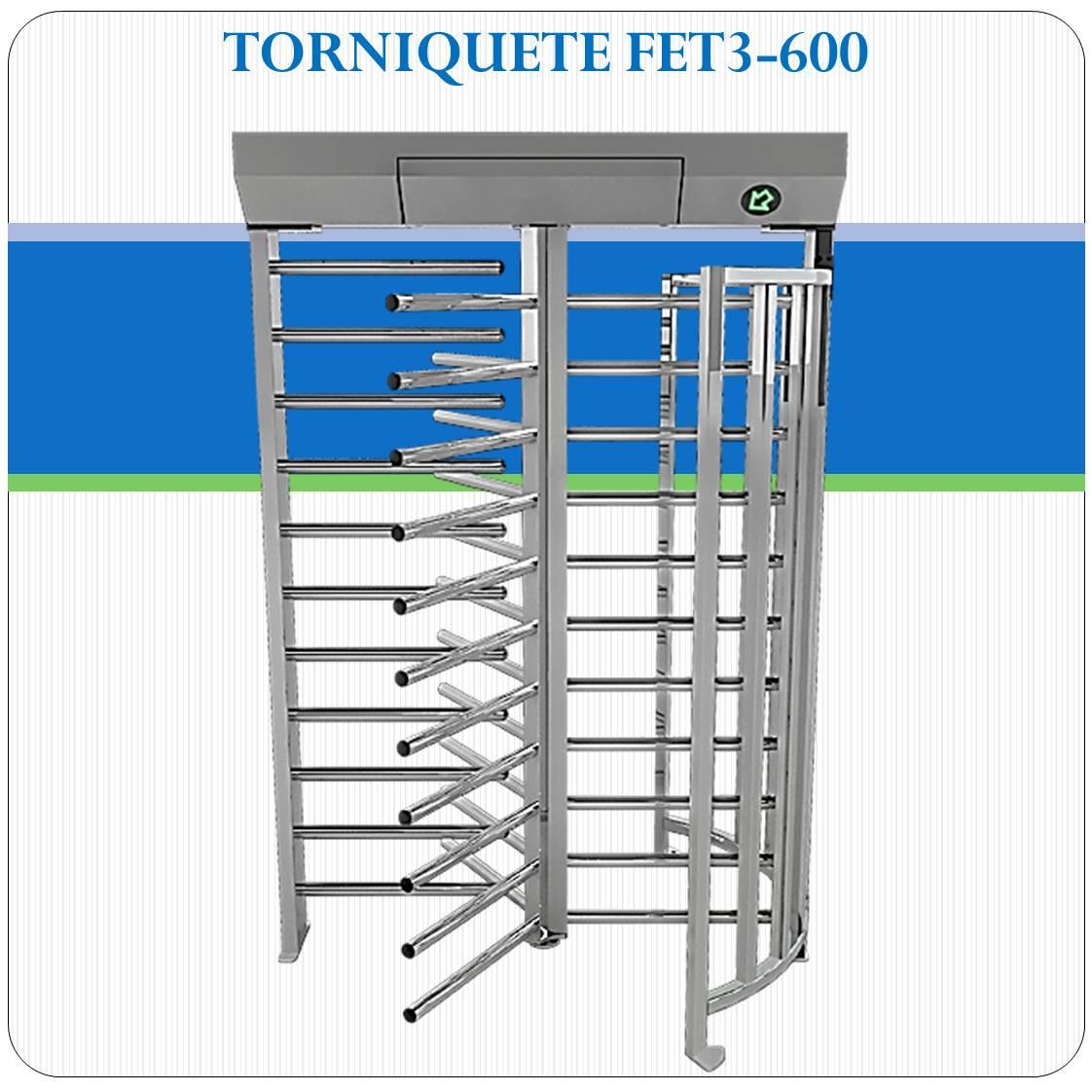 Torniquete FET3-600