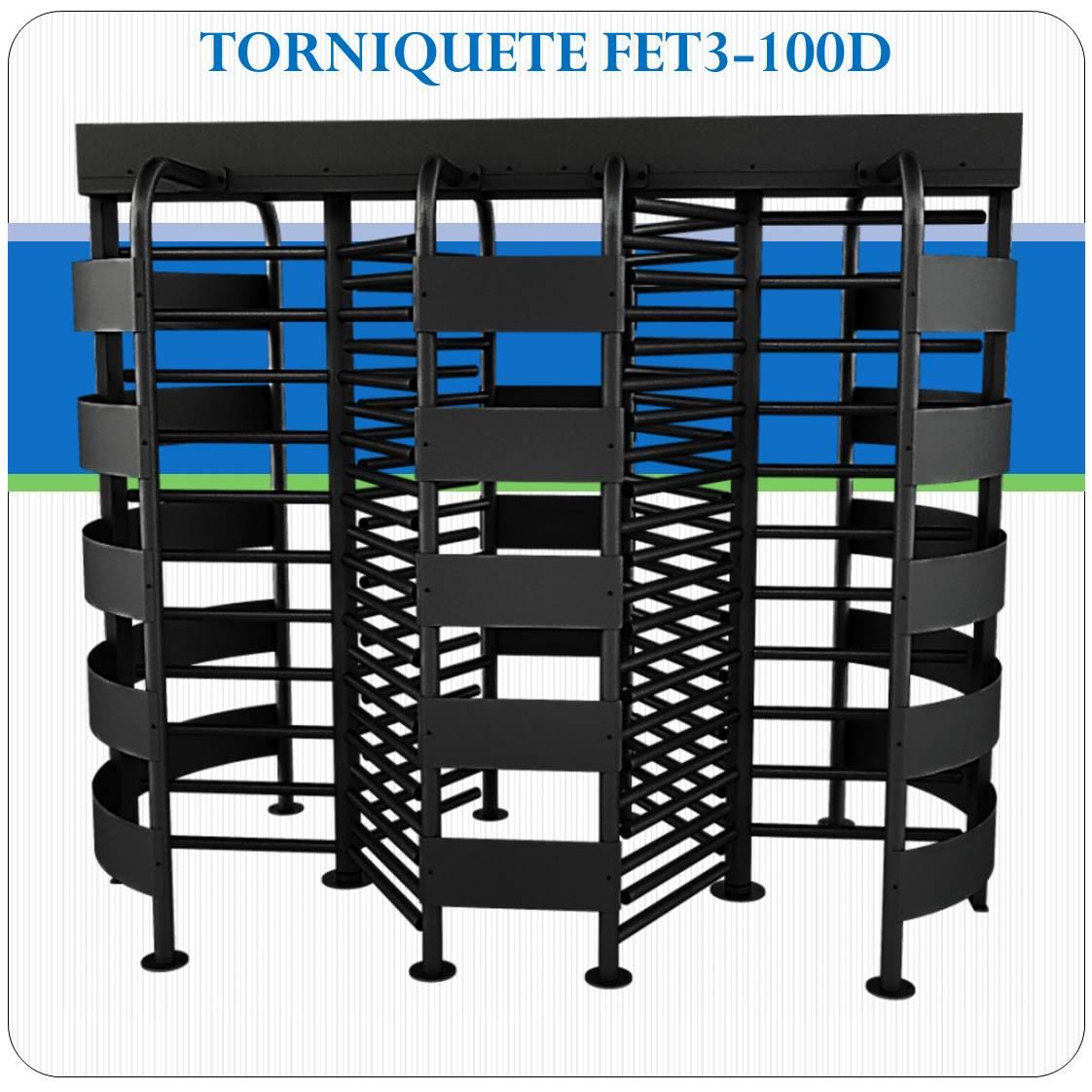 Torniquete FET3-100D