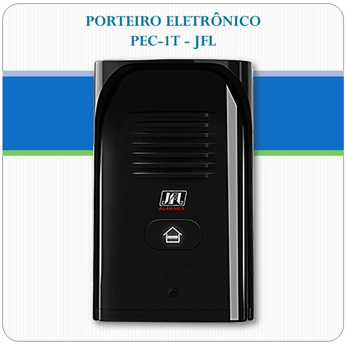 Porteiro Eletrônico PEC-1T - JFL