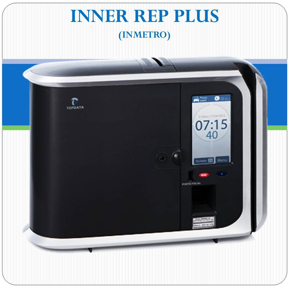 INNER REP PLUS - Homologado Inmetro