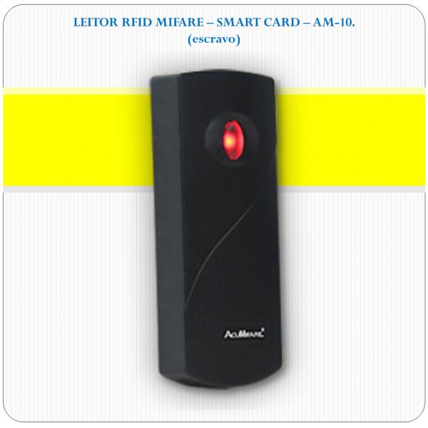 AM-10 - Leitor e Gravador Mifare / Smart Card