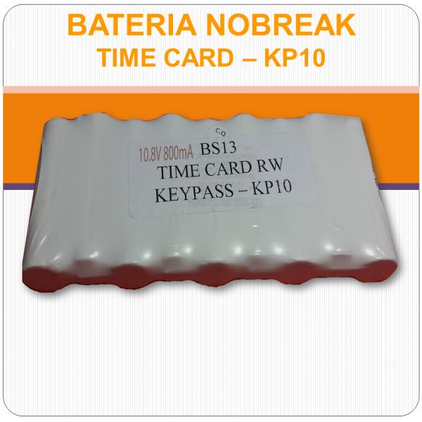 Bateria Nobreak TimeCard - KP10